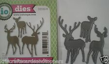 Impression Obsession Deer Trio Die 080 1st Class