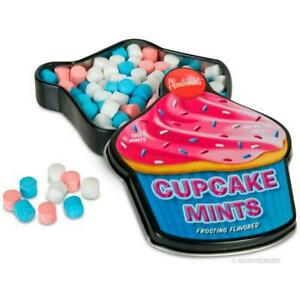 CUPCAKE MINTS Frosting Flavored Tin - Archie McPhee
