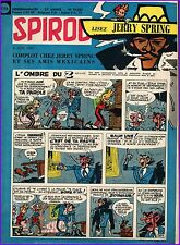 ▬► Spirou Hebdo n°1156 du 9 juin 1960