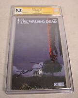 Walking Dead 193 Image 2019 NM CGC SS 9.8 Signed Robert Kirkman