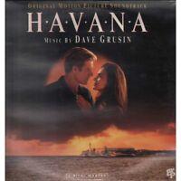 Dave Grusin Lp Vinile Havana Colonna Sonora OST / GRP Nuovo 0011105200318