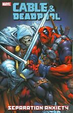 CABLE DEADPOOL Vol 7 Separation Anxiety TP TPB $17.99srp Taskmaster NEWFree Ship