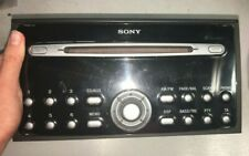 Ford Focus Sony Radio CD Player 6 CD Changer With Code 2005-2008 4M5T-18C815-CK