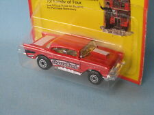 Lesney Matchbox Superfast 1957 4 Chevy Cherry Bomb Unpainted Base in BP