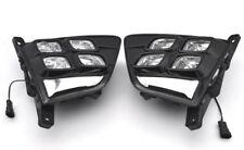2pcs LED Driving Daytime Running Day Fog Lamp Light For Hyundai Creta IX25 13-16