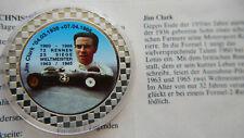 LIBERIA 1 $ 2002 FORMULA 1 JIM CLARK DRIVER LOTUS