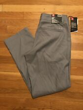 Under Armour Mens UA Tips Golf Pants Size 34/30 1272406-035 Gray