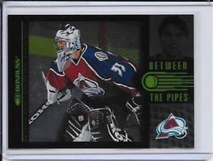 97-98 Donruss Patrick Roy Between The Pipes # 1 #d/3500
