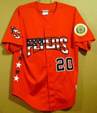 SCHAUMBERG FLYERS MINOR LEAGUE BASEBALL DUSTON GLANT 4TH OF JULY JERSEY