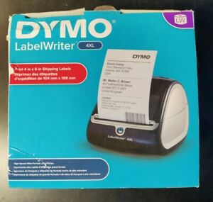 Dymo LabelWriter 4XL Thermal Label Printer - Black
