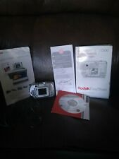 Kodak easyshare digital camera cx730 user guide disc cord