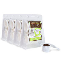 Perfect Pod EZ-Cup 2.0 Disposable Paper Coffee Filter for Keurig 1.0 200-Count