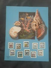 Palau Marine Life Postage Stamp Collection; Mint, from 1985