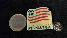 Fussball Pin Badge New England Revolution US Soccer Logo Wappen Emblem