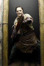 "Movie Maniacs Texas Chainsaw Massacre LEATHERFACE 7"" Action Figure McFarlane"