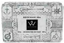 Beekman 1802 White Water Goat Milk Bar Soap Sensitive Skin NEW - 9 oz