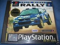 COLIN McRAE RALLY 1 - SONY PLAYSTATION 1 PlayStation 1 GAME ⓤⓚ ⓢⓔⓛⓛⓔⓡ Ŧครt ק๏รt