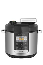 NEW Philips HD2178/72 Premium All in One Multi-Cooker : Stainless Steel