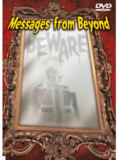 MESSAGES FROM BEYOND (DVD) RARE HORROR HALLOWEEN OUT OF PRINT