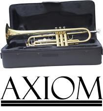 Axiom Beginners Trumpet - School Student Trumpet