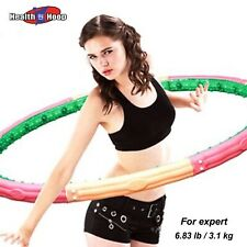 Health Hoop - Weight loss Health Hula Hoop 6.84lb (3.1kg)  for Expert
