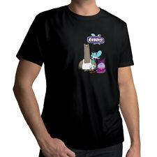Chowder Cartoon Logo Title Schnitzel Mung Daal Chef Unisex Mens Tee Crew T-Shirt