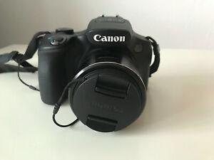 Canon Powershot SX60 HS FHD 16MP