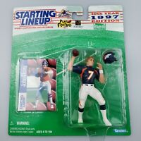 New John Elway Starting Lineup Figure & Card 1997 SLU Denver Broncos