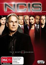 TV Shows Drama NCIS DVDs & Blu-ray Discs
