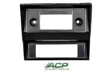 1971 1972 1973 71 72 73 Ford Mustang Radio Bezel In Stock FREE SHIPPING LOOK!