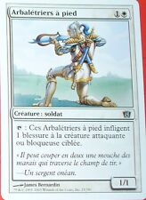 ARBALETRIERS A PIED - CREATURE - SOLDAT - VF - CARTE MTG MAGIC