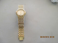 GENTS ,Pre-owned Lovelt wrist watch all gold plated including bracelet