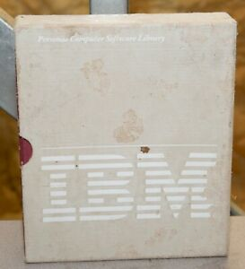 Vintage IBM Guide to Operations 6025000 PC 5150