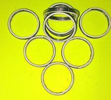 *EXHAUST MANIFOLD GASKET RINGS NR750 RC40 RVF750 RC45 NX650 SLR650 CB650 a40