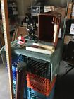 Vintage Gurley Transit With Box/Stand & Stick Plus Extra's