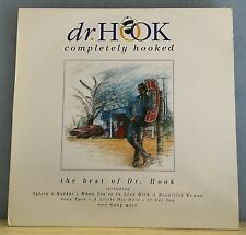Completely Hooked The Best Of Dr. Hook 1992 UK Vinyl LP EXCELLENT CONDITION