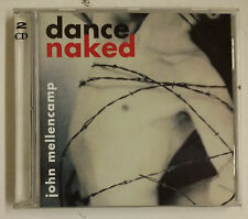 John Mellencamp Dance Naked CD+Cd-Single Australia 1994