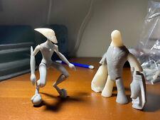 Ben 10 Omniverse Custom Prototype Action Figures 3D Model (Pls contact me)