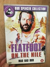 Flatfoot On The Nile-Bud Spencer(R2 DVD)English Dubbed 1980 Steno Enzo Cannavale