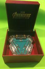 46993fe21c0757 Marvel Avengers Endgame - Iron Man Glow In The Dark Arc Reactor Wearable  Replica