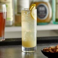 10.5 oz. Clear Restaurant Bar Tom Collins Highball Glasses - 12/Case