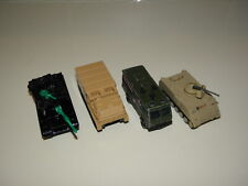 Matchbox 2009 M1A1 Main Battle Tank +3 Misc Other Military Items