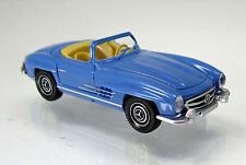 Wiking 083407 MERCEDES BENZ 300 SL Roadster-Blu chiaro