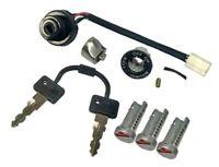 Vespa Ignition Switch Kick Start Three Barrel Lock With 2 Key PX LML Stella Star