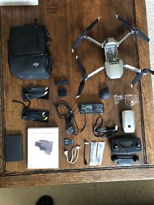 DJI MAVIC PRO PLATINUM w/ 4K Stabilized Camera