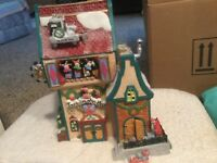 """""""Jack in the Box Plant No 2"""" Lighted -Dept 56 Building North Pole Series-Retired"""