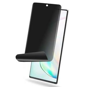For SAMSUNG GALAXY NOTE 20 - PRIVACY SCREEN PROTECTOR TPU FILM FINGERPRINT WORKS
