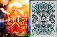 Bicycle Ellusionist Combo Ignite + Fathom US Playing Cards Poker Magic NEW
