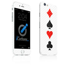 Full House Carbon Fibre iPhone 6 Skin by iCarbons