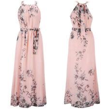 c5f16f2b0ba Robes rose en soie pour femme